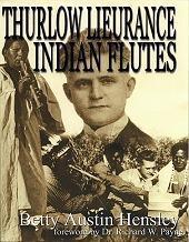 Thurlow Lieurance Indian Flute book