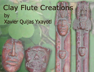 Clay Flute Creations by Xavier