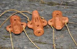 New Clay Bird Whistle