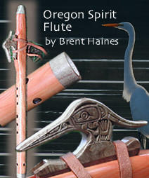 Spirit of Oregon Flutes