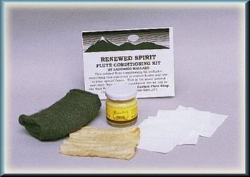 Renewed Flute Spirit Conditioning Kit