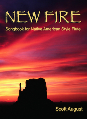 NEW- New Fire Songbook by Scott August