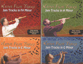 Native Flute Tracks Package