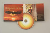 Message From The Sun CD - By Jan Michael Looking Wolf