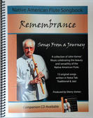 Remembrance  Songs From a Journey Songbook By John Vames