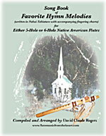 Song Book of Favorite Hymn Melodies by David Claude Rogers