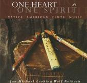 Jan Michael Looking Wolf Reibach--One Heart One Spirit