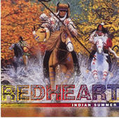 Vince Redhouse - Red Heart Indian Summer