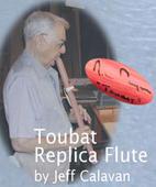 Toubat Replica Flute