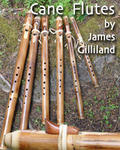 Cane and Bamboo  Flutes by James Gilliland