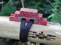 Robert Mirabal Pueblo Flute