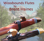 Woodsounds Flutes by Brent Haines